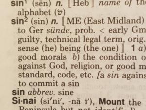 Sin-defin
